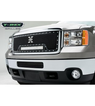 "Sierra 1500 16- Grille - 30"" LED Lightbar"