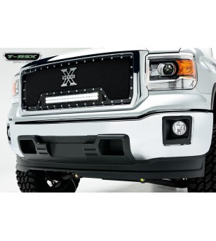 "Sierra 1500 07-13 Grille - 20"" LED Lightbar"