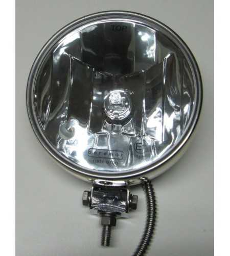 Boreman 0705 Blank Chrome - 1001-0705-C - Lighting - Boreman Round