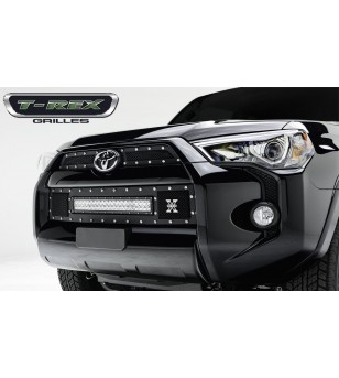 "4 Runner 14- Grille - 20"" LED Lightbar - 6319491 - Grille - T-Rex Torch"