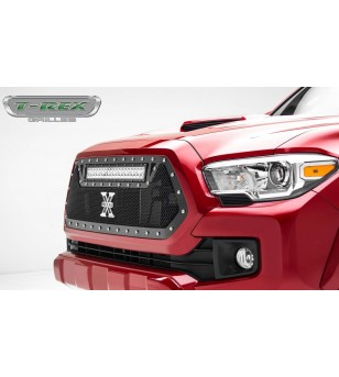 """Tacoma 16- Grille - 20"""" LED Lightbar - 6319411 - Grille - T-Rex Torch"""