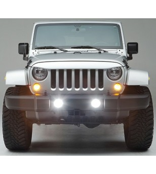 Wrangler 2006+ NightHawk Light Brow