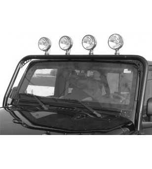 Jeep Wrangler JK 2007-2012 Light Bar - J017 - Bullbar / Lightbar / Bumperbar - Unspecified
