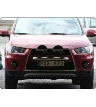 Outlander 10- Q-Light/2 - Q900159 - Bullbar / Lightbar / Bumperbar - QPAX Q-Light