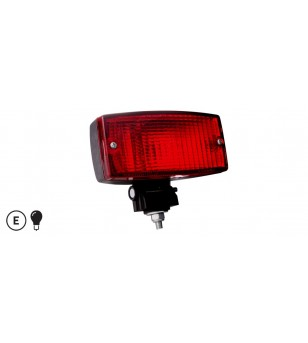 3123 Position Light Red - 3123.0000200 - Lighting - SIM Lights
