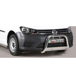 Caddy 15- Medium Bar Inox - MED/402/IX - Bullbar / Lightbar / Bumperbar - Unspecified