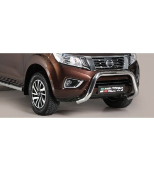Navara NP 300 16- Super Bar Inox - SB/400/IX - Bullbar / Lightbar / Bumperbar - Unspecified
