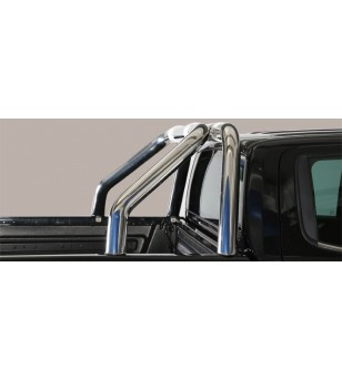 Navara NP 300 16- Roll Bar Design - RLD/400/IX - Rollbars / Sportsbars - Unspecified - Verstralershop