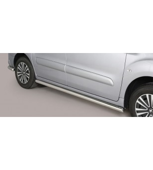 Caddy 15- Design Side Protections Inox