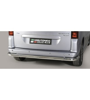 Partner 16- Rear Protection Inox - PP1/231/IX - Rearbar / Opstap - Unspecified - Verstralershop