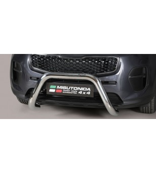 Sportage 16- EC Approved Super Bar Inox - EC/SB/403/IX - Bullbar / Lightbar / Bumperbar - Unspecified