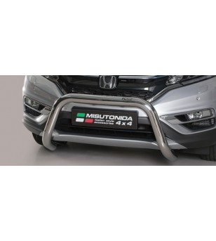 CR-V 16- EC Approved Super Bar Inox - EC/SB/405/IX - Bullbar / Lightbar / Bumperbar - Unspecified