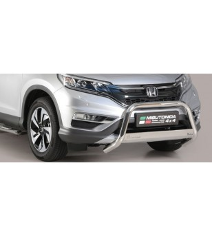 CR-V 16- Medium Bar Inox - MED/405/IX - Bullbar / Lightbar / Bumperbar - Unspecified