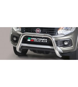 Fullback D.C. 16- EC Approved Super Bar Inox - EC/SB/406/IX - Bullbar / Lightbar / Bumperbar - Unspecified