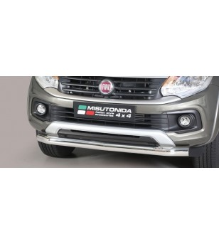 Fullback D.C. 16- Slash Bar Inox - SLF/406/IX - Bullbar / Lightbar / Bumperbar - Unspecified