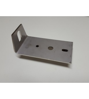 Licence plate holder Stainless