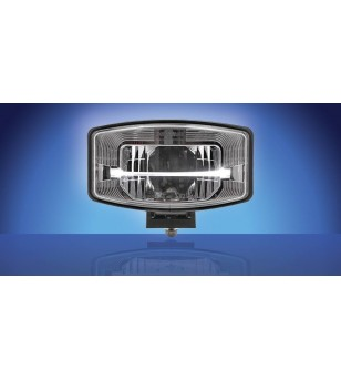 Boreman LED Driving Lamp with light-bar - Smoked Chrome - 1001-1670 - Verlichting - Boreman Lights - Verstralershop