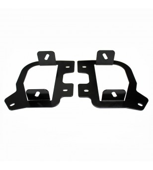 RAM 1500 13-17 - Baja Designs Fog Pocket Mount Kit