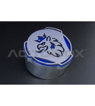 R-series Water Tank Cap - Blue - TAPPOACQUASC - Stainless / Chrome accessories - Acitoinox - Italian series
