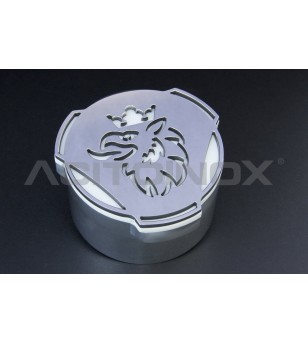 R-series Water Tank Cap - White - TAPPOACQUASC - Stainless / Chrome accessories - Acitoinox - Italian series