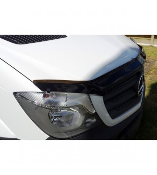 Sprinter 13+ Hood Guard - BG553DB - Other accessories - Airplex Stoneguards