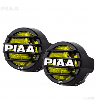 PIAA LP530 LED ION Driving (set) Yellow - 22-05372 - DK536G - Verlichting - PIAA LP series LED