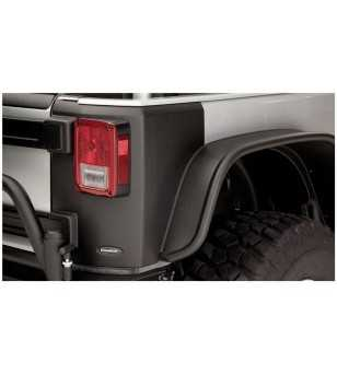Jeep Wrangler Jk 2007- Trail Armor Rear Corner Pieces  - 2Dr - 14009 - Other accessories - Unspecified - Verstralershop
