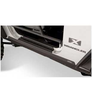 Jeep Wrangler Jk 2007- Trail Armor Door Sill Plate & Rocker Panel  - 2Dr - 14011 - Other accessories - Unspecified - Verstralers