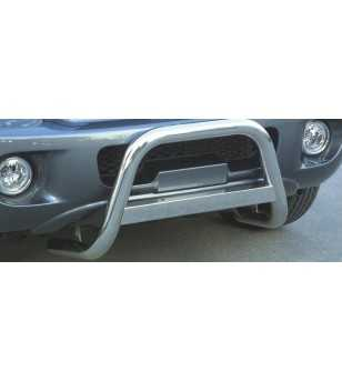 Hyundai Santa Fe 2005-2006 Medium Bar - MED/111/IX - Bullbar / Lightbar / Bumperbar - Unspecified