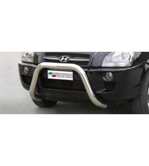 Hyundai Tucson 2004-2007 Super Bar EU - EC/SB/152/IX - Bullbar / Lightbar / Bumperbar - Unspecified