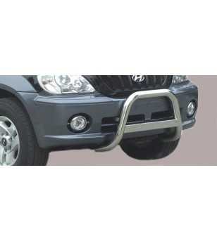 Hyundai Terracan 2000-2004 Medium Bar - MED/118/IX - Bullbar / Lightbar / Bumperbar - Unspecified