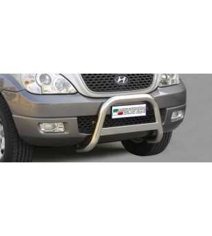Hyundai Terracan 2004- Medium Bar - MED/154/IX - Bullbar / Lightbar / Bumperbar - Unspecified