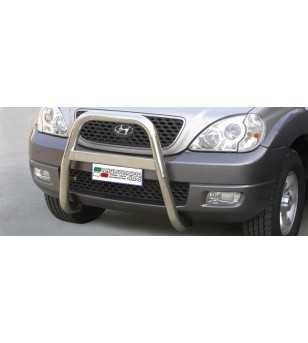 Hyundai Terracan 2004- High Medium Bar - MA/154/IX - Bullbar / Lightbar / Bumperbar - Unspecified