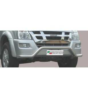 Isuzu D-Max 2003-2006 Large Bar - LARGE/142/IX - Bullbar / Lightbar / Bumperbar - Unspecified