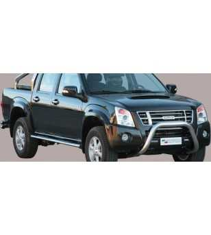 Isuzu D-Max 2008-2012 Super Bar EU - EC/SB/197/IX - Bullbar / Lightbar / Bumperbar - Unspecified