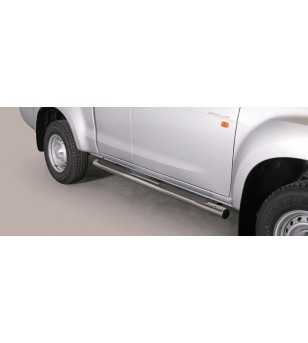 Isuzu D-Max 2012- Space Cab Grand Pedana - GP/331/IX - Sidebar / Sidestep - Unspecified