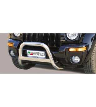Jeep Cherokee 2001-2007 Medium Bar - MED/130/IX - Bullbar / Lightbar / Bumperbar - Unspecified