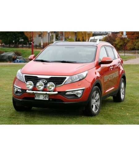 Sportage 11- Q-Light/3 - Q900162 - Bullbar / Lightbar / Bumperbar - QPAX Q-Light
