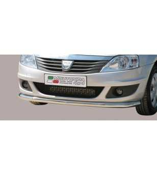 Dacia Logan MCV 2009- Large Bar - LARGE/248/IX - Bullbar / Lightbar / Bumperbar - Unspecified