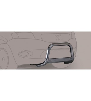 Hyundai Galloper 1998-2002 Medium Bar inscripted - MED/K/74/IX - Bullbar / Lightbar / Bumperbar - Unspecified