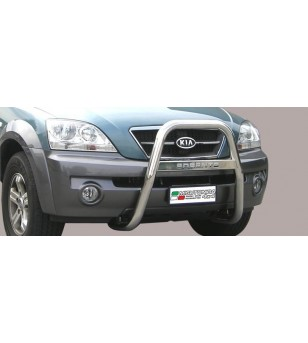 Kia Sorento 2002-2006 High Medium Bar inscripted - MA/K/136/IX - Bullbar / Lightbar / Bumperbar - Unspecified