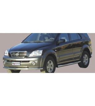 Kia Sorento 2002-2006 Large Bar - LARGE/136/IX - Bullbar / Lightbar / Bumperbar - Unspecified