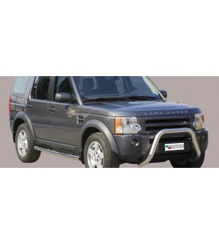 Land Rover Discovery 2005- Super Bar - SB/160/IX - Bullbar / Lightbar / Bumperbar - Unspecified