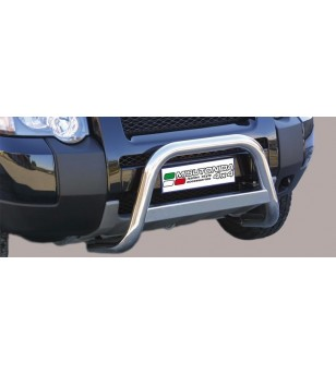 Land Rover Freelander 2004-2007 Medium Bar - MED/146/IX - Bullbar / Lightbar / Bumperbar - Unspecified