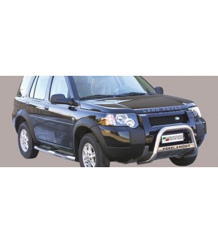 Land Rover Freelander 2004-2007 Medium Bar inscripted - MED/K/146/IX - Bullbar / Lightbar / Bumperbar - Unspecified - Verstraler