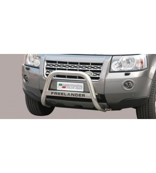 Land Rover Freelander 2008- Medium Bar inscripted - MED/K/227/IX - Bullbar / Lightbar / Bumperbar - Unspecified