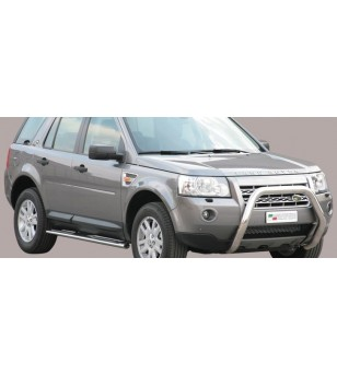Land Rover Freelander 2008- Super Bar - SB/227/IX - Bullbar / Lightbar / Bumperbar - Unspecified