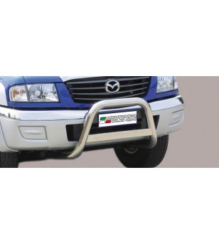 Mazda B2500 2003-2006 Medium Bar - MED/97/IX - Bullbar / Lightbar / Bumperbar - Unspecified