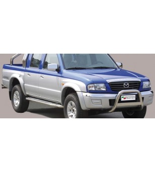 Mazda B2500 2003-2006 Medium Bar inscripted - MED/K/97/IX - Bullbar / Lightbar / Bumperbar - Unspecified