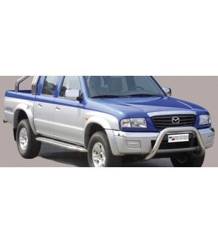 Mazda B2500 2003-2006 Super Bar - SB/141/IX - Bullbar / Lightbar / Bumperbar - Unspecified